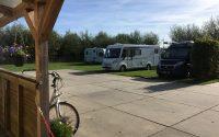 4 camperplaatsen